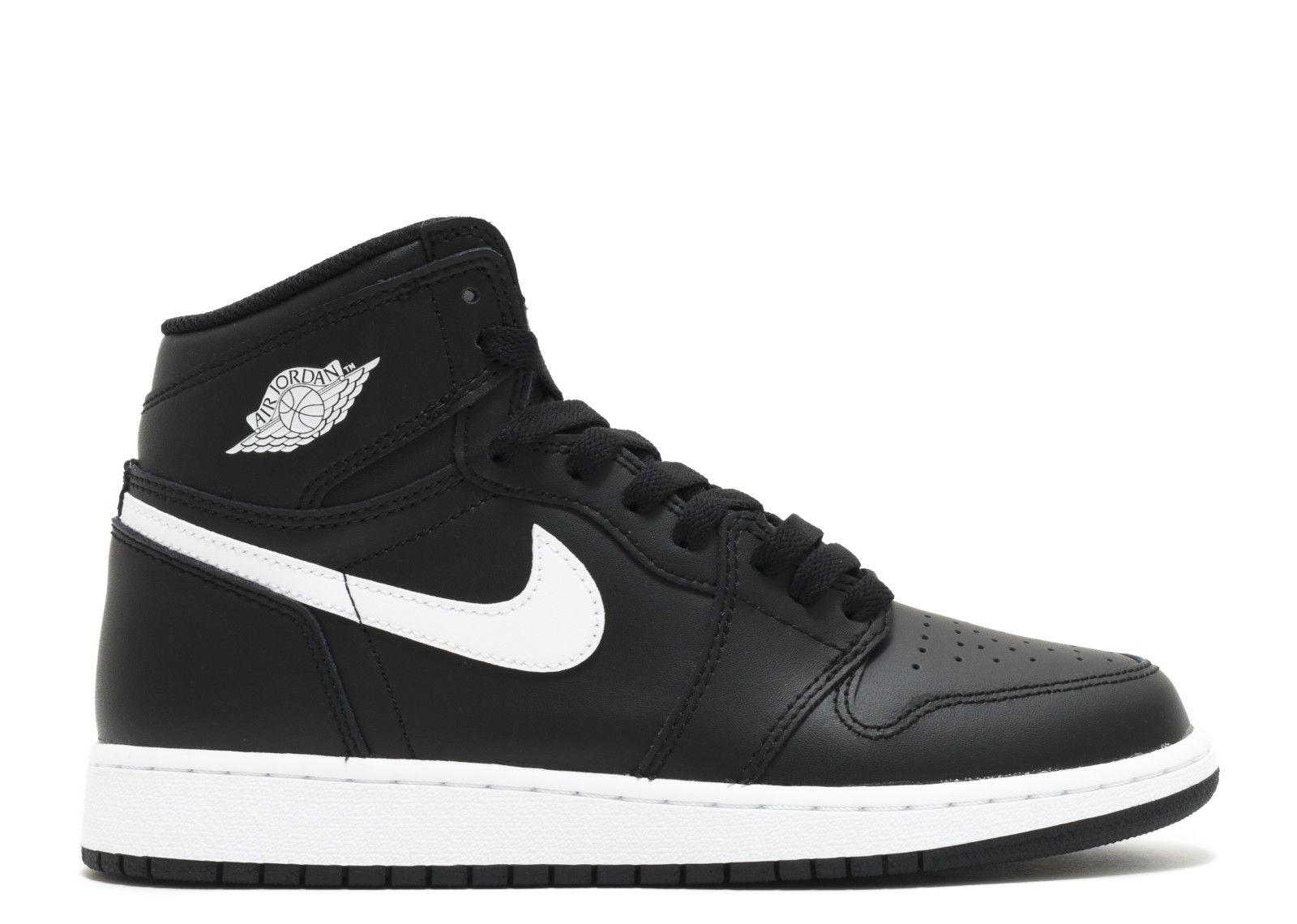 Air Jordan 1 Retro High Og Bg Yin Yang Air Jordan 575441 011 Black Black University Red White In 2021 Jordan Shoes Black Air Jordans Jordan 1 Retro High