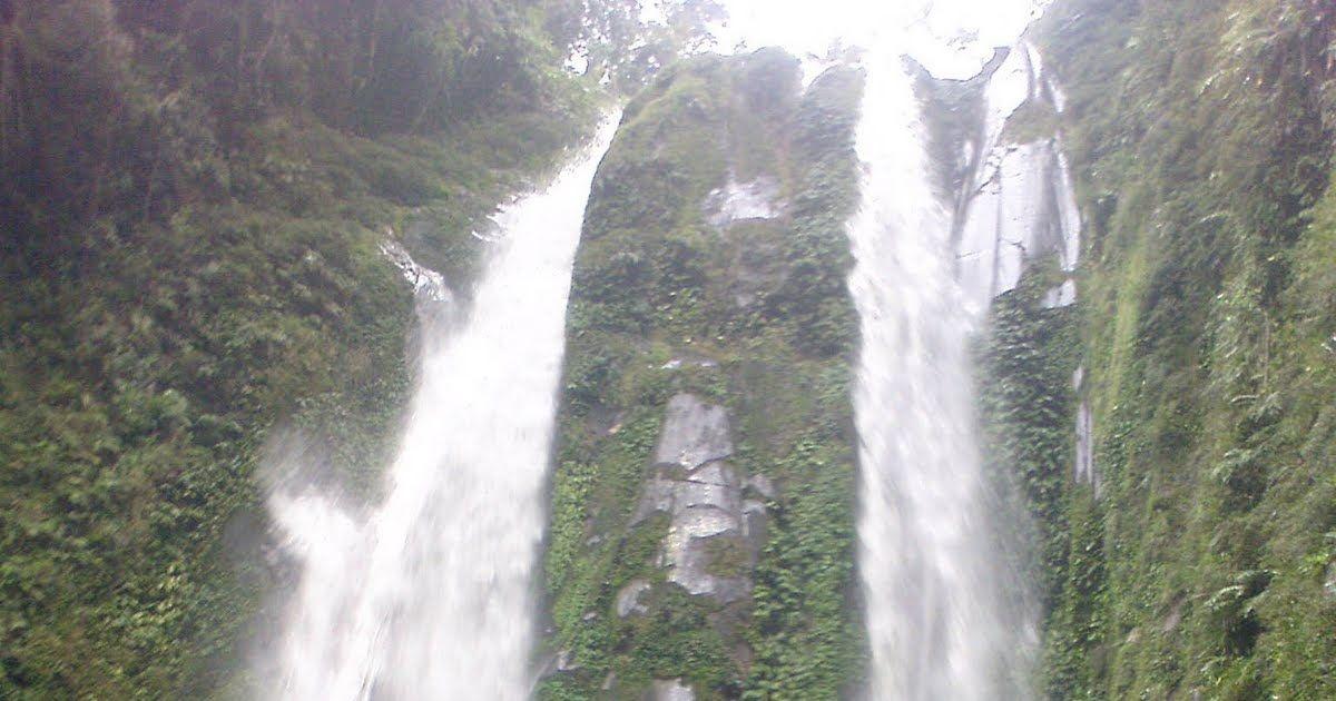 Air Terjun Simbilulu Indahnya Pemandangan Alami Di Sumatera Utara Sumatera Utara Air Terjun Pemandangan Air