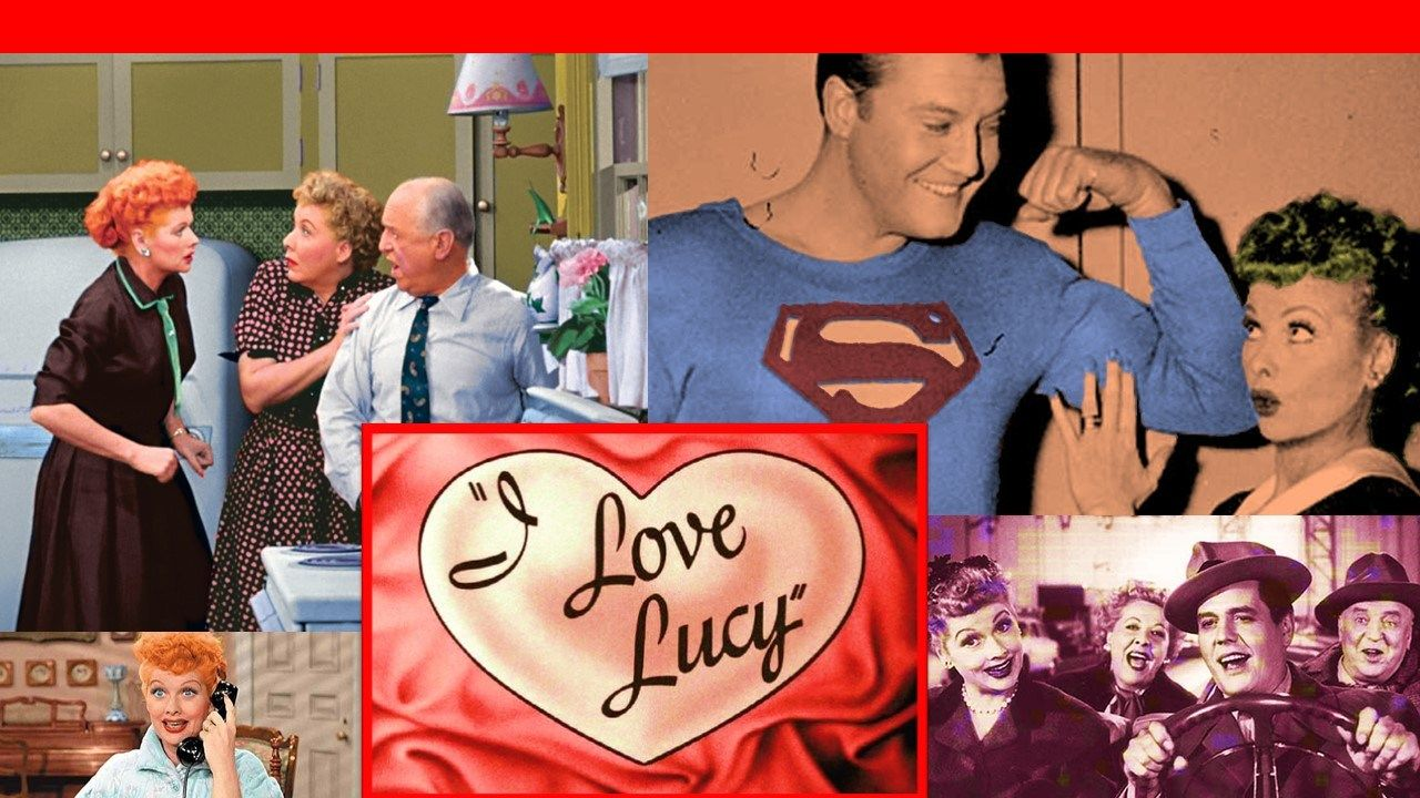 I Love Lucy ranked Best TV Comedy and Best TV Show of All-Time.