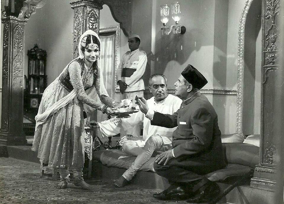 sohrab modi film pukar