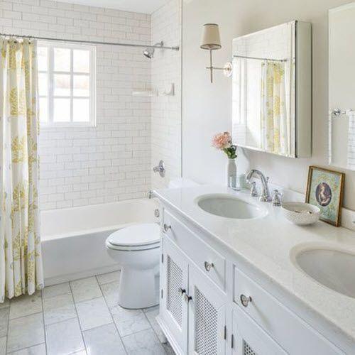 Bathtub Surround Subway Tile #homedecor
