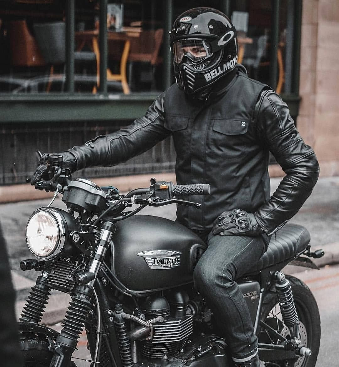 Bell Powersports Malaysia On Instagram Ride With Bell Moto 3 Bell Moto 3 Triumph Bikes Scrambler Motorcycle Triumph Cafe Racer