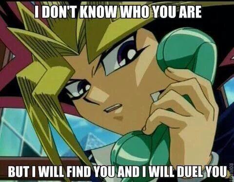 Anime Memes Animememedaily Yugioh Anime Funny Yugioh Cards