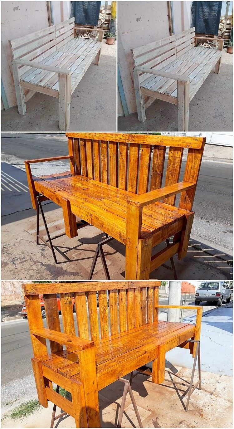 best tips and great ideas for reusing old shipping pallets on extraordinary ideas for old used dumped pallets wood id=95560