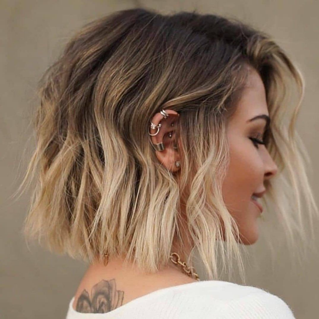 25 DIY Short Hairstyles that You Can Do from the C