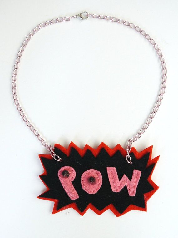 !!!...POW...!!! by Tony and Gali Russoniello on Etsy