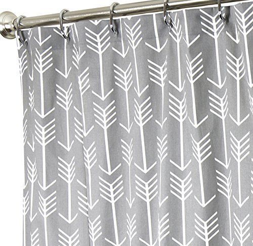 Extra Long Shower Curtain Fabric Shower Curtains Bathroom Curtains ...