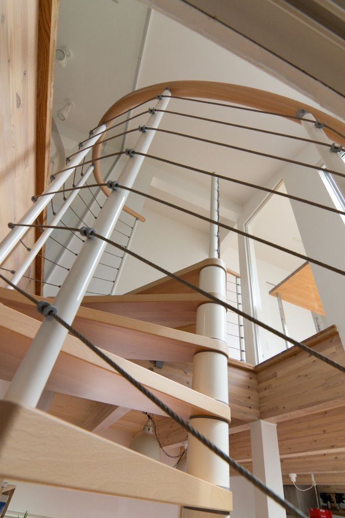Best Fontanot Staircase In A Japanese Home With Images 400 x 300