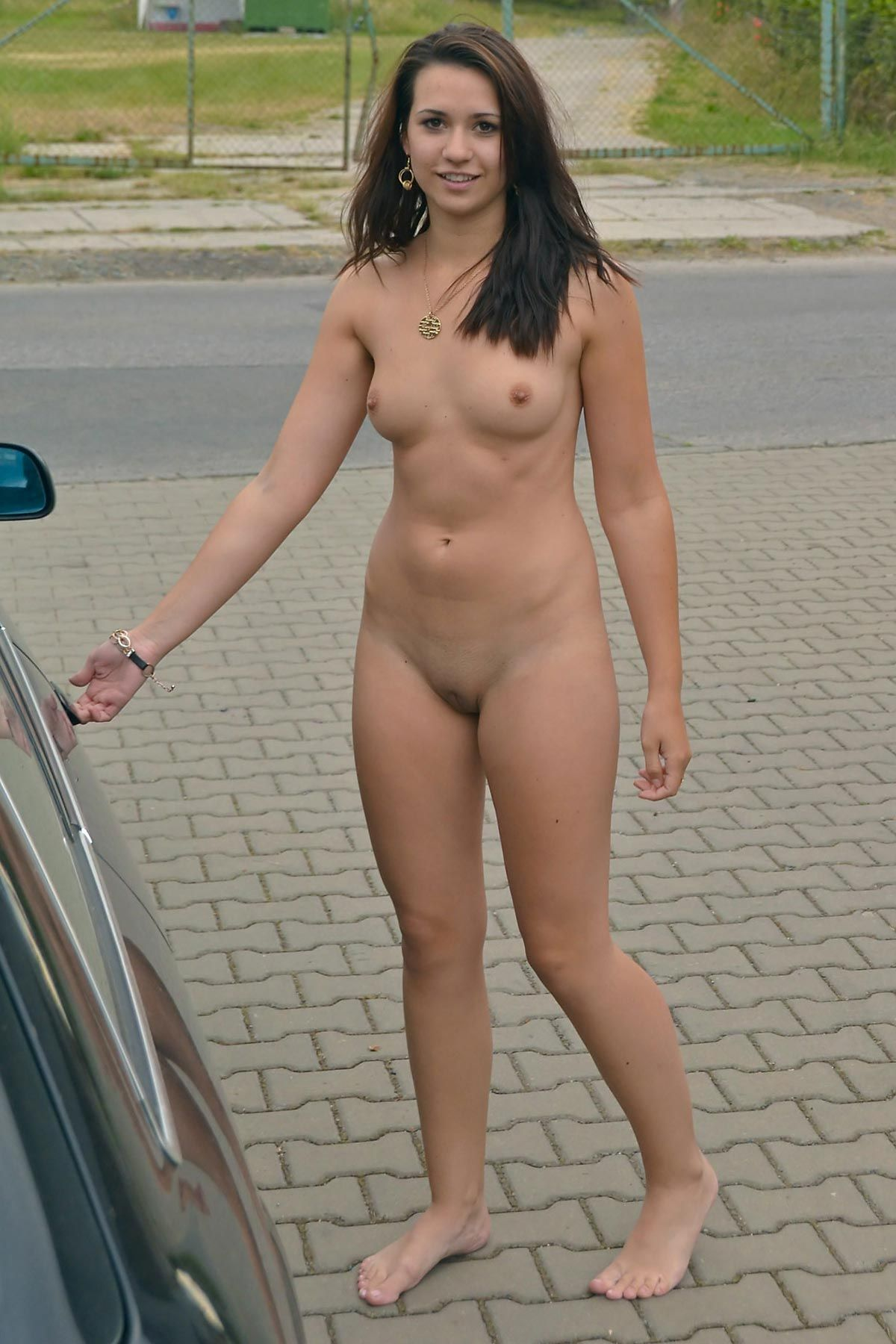Lisa welch nude with bush