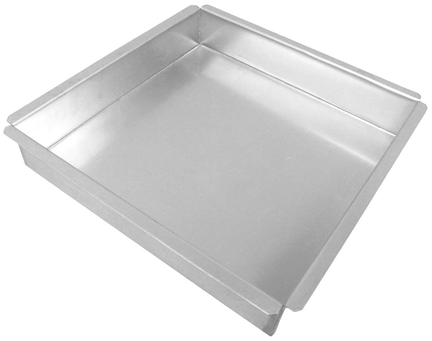 Allied Metal Sq15152 Heavy Weight Aluminum Square Baking Pizza Pan 15 By 15 By 2 Inch Startling Big Discounts Available Here Bak Pizza Bake Pan Pizza Pan