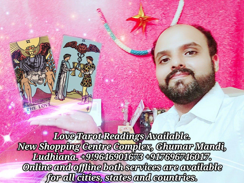 Tarot Readings 9646901673 7696746017 Ghumar Mandi Road Ludhiana
