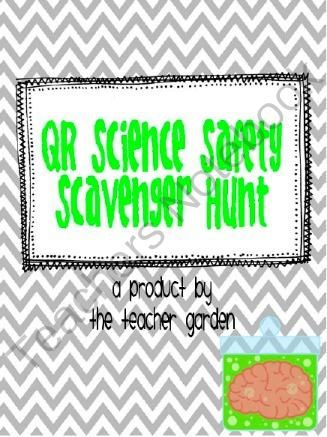 Qr code science safety scavenger hunt and closure activity from the qr code science safety scavenger hunt and closure activity from the teacher garden on teachersnotebook 15 pages this fun and innovative lesson plan fandeluxe Gallery