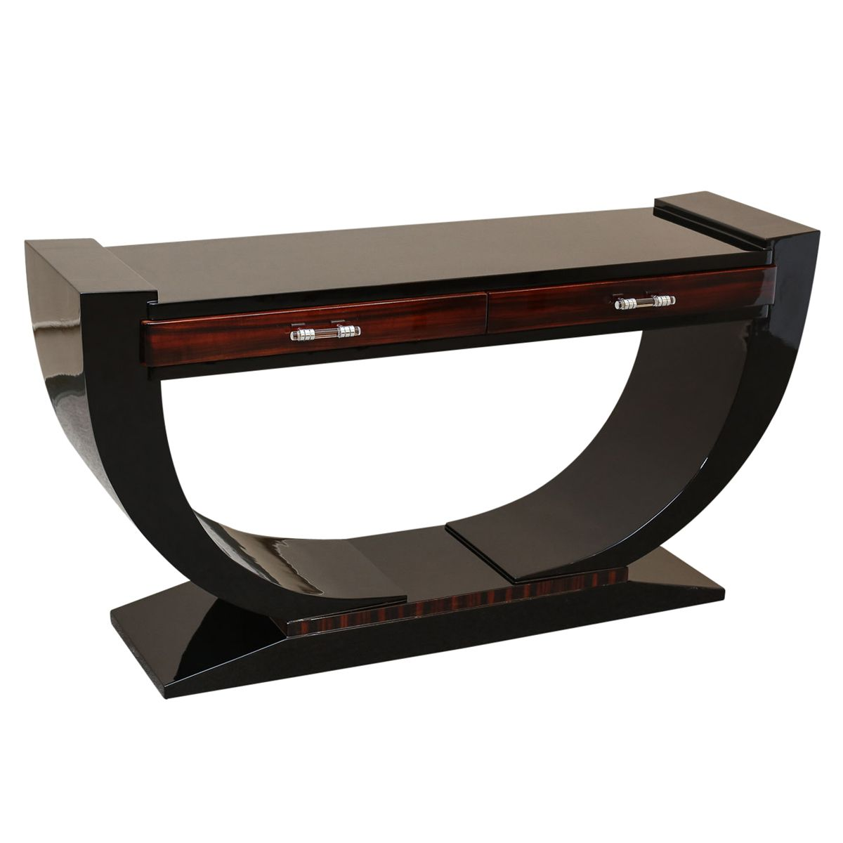 Art Deco Console Table Two Available Sold Individually Uneven