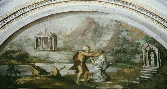 Deukalion Und Pyrrha