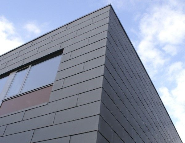 Aluminium Panel Gray : No architectual panel system interlocking looks