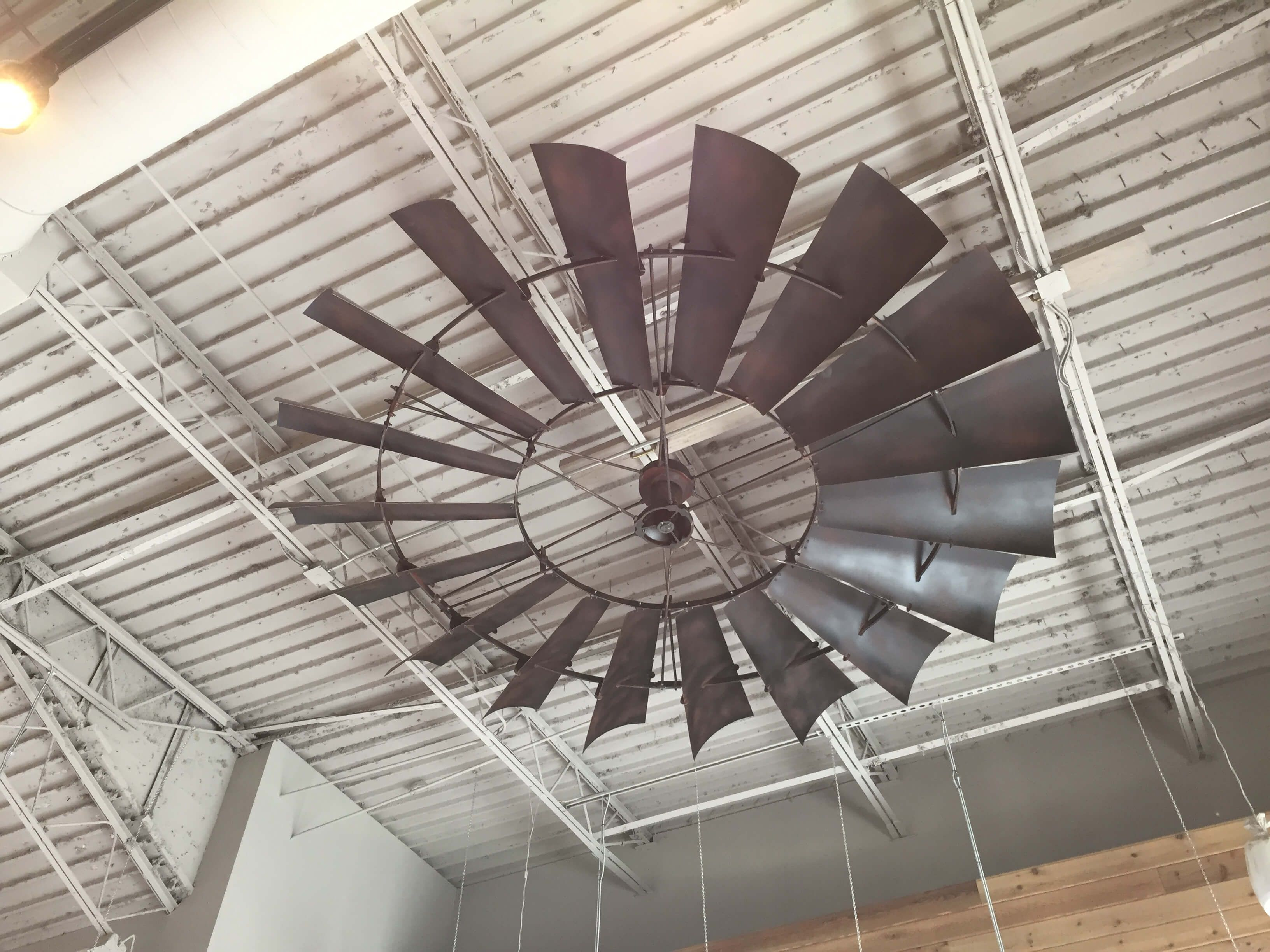 10 Aermotor Windmill Wheel Fan Non Turning Painted A
