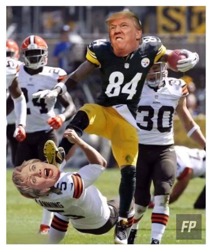Antonio Brown Memes >> Just Can T Stop Laughing Antoniobrown Funny Football