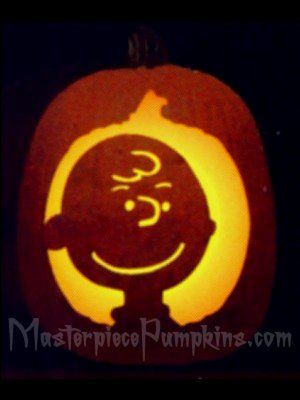 charlie brown pumpkin template image collections template design
