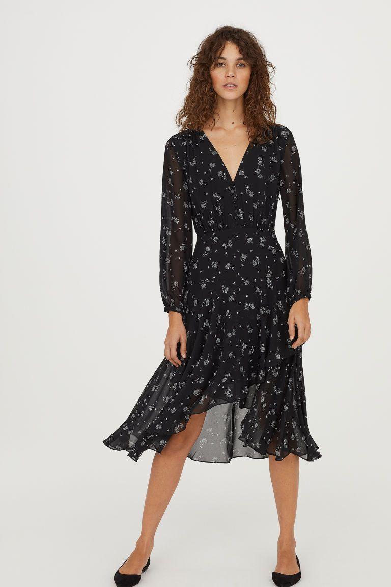 Fashion Pinterest Dresses Kjole Mønstret Patterns Dress 2018 xwIg55tqA