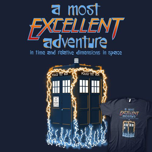 Excellent Adventure