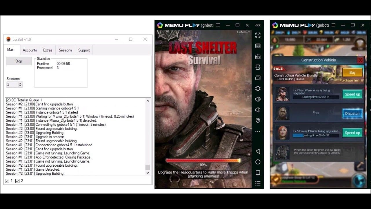 Download The Best Last Shelter Survival Bot Survival Cheating