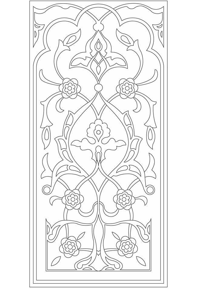 Basteln Und Basteln Auf Diy Auf Basteln Diy Und Musterkunst Arabisches Muster Muster Zeichnung