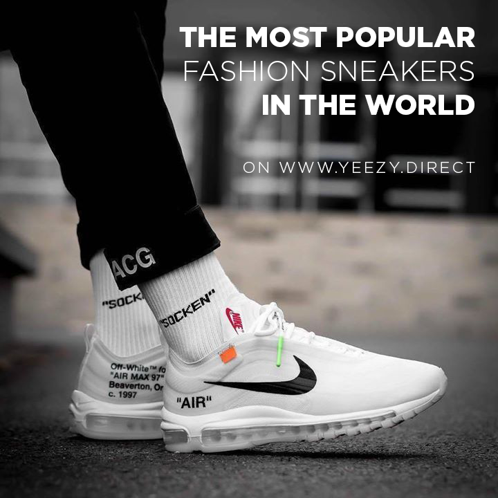 reputable site b8953 bb1f0 Adidas Yeezy, Balenciaga, Off-white, Nike, Bape, Air Jordan ...