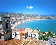Peniscola Spain January 26 1990 Provinces Of Spain Spain Travel Travel Around The World