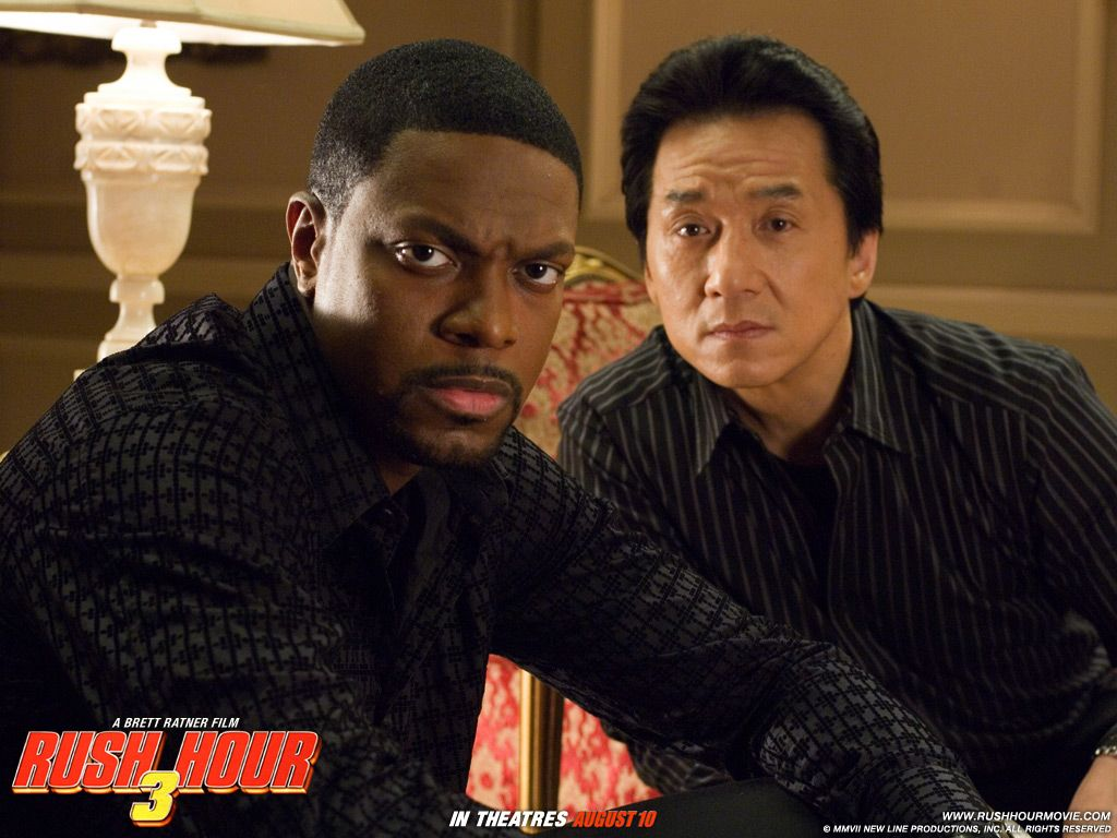 Chris Tucker Handsome And Funny With Images Jackie Chan