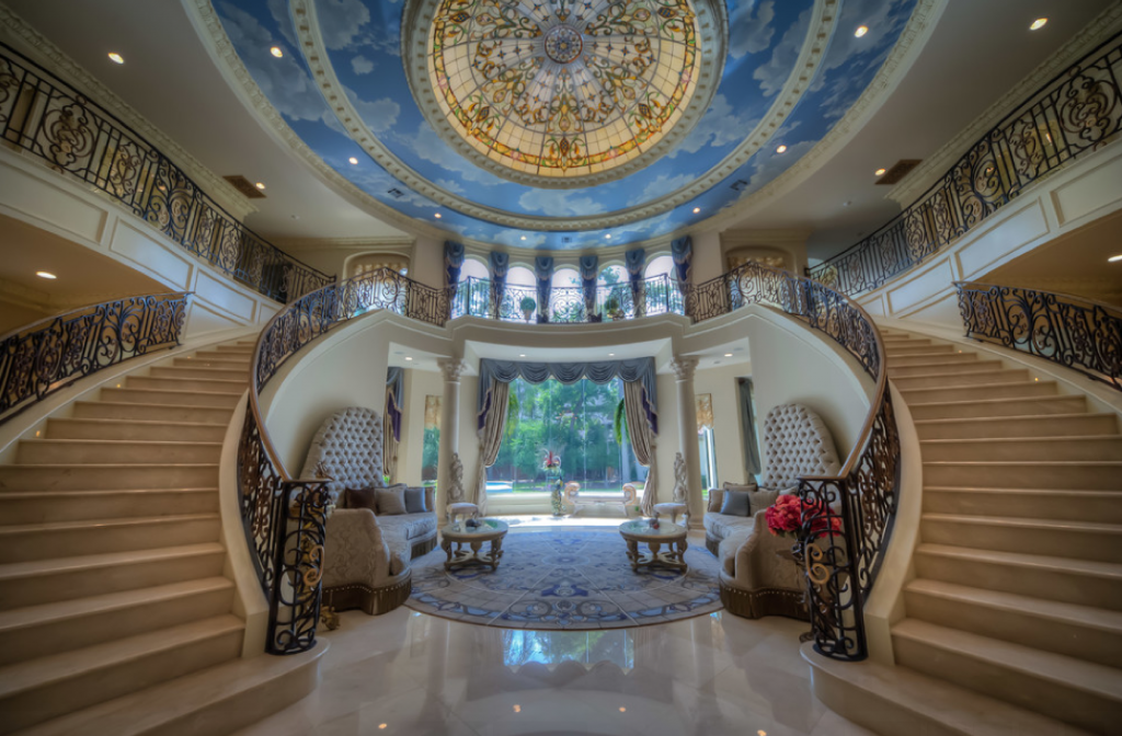 Entry Foyer Synonym : Image gallery mansion foyer