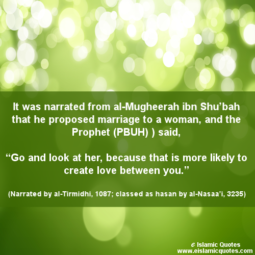 Islamic Wedding Quotes And Sayings: Islamic Marriage Quotes Http://www.eislamicquotes.com