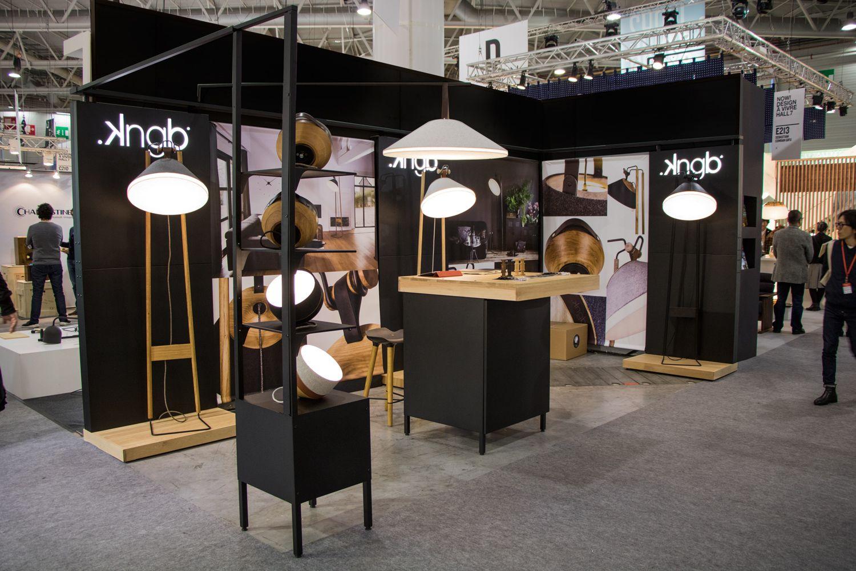 Stand Kngb Au Salon Maison Objet 2018 Design