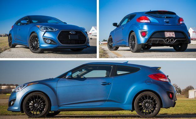 Hyundai Veloster Car And Driver Rally