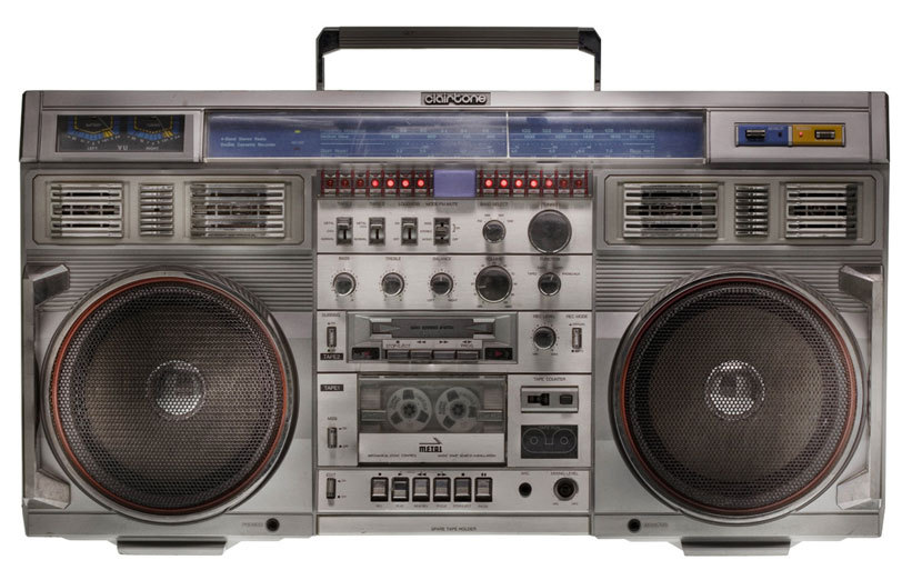 80's Boomboxes