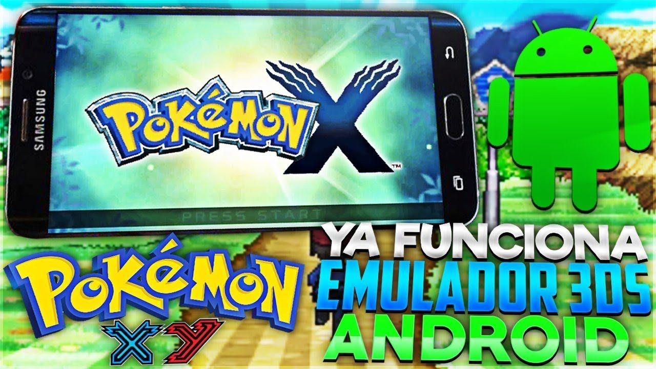 Por Fin Pokemon Xy Funciona Perfectamente De El Emulador 3ds Citra