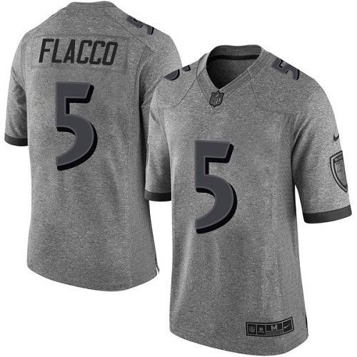 joe flacco elite jersey