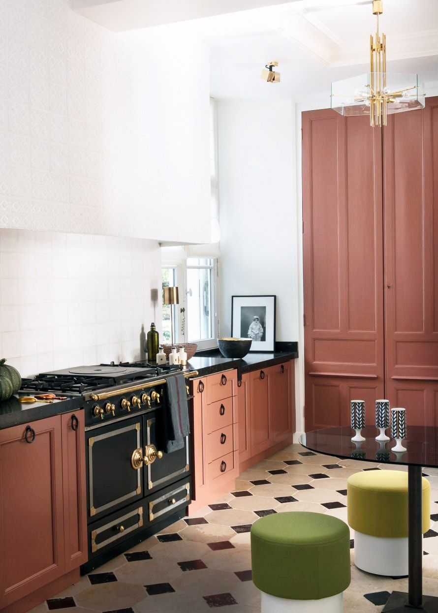 Inside a Historic French Home With Unique Interiors | Kitchens ...