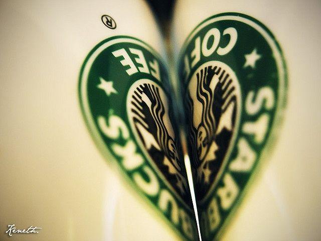 .Starbucks love! Coffee Moments