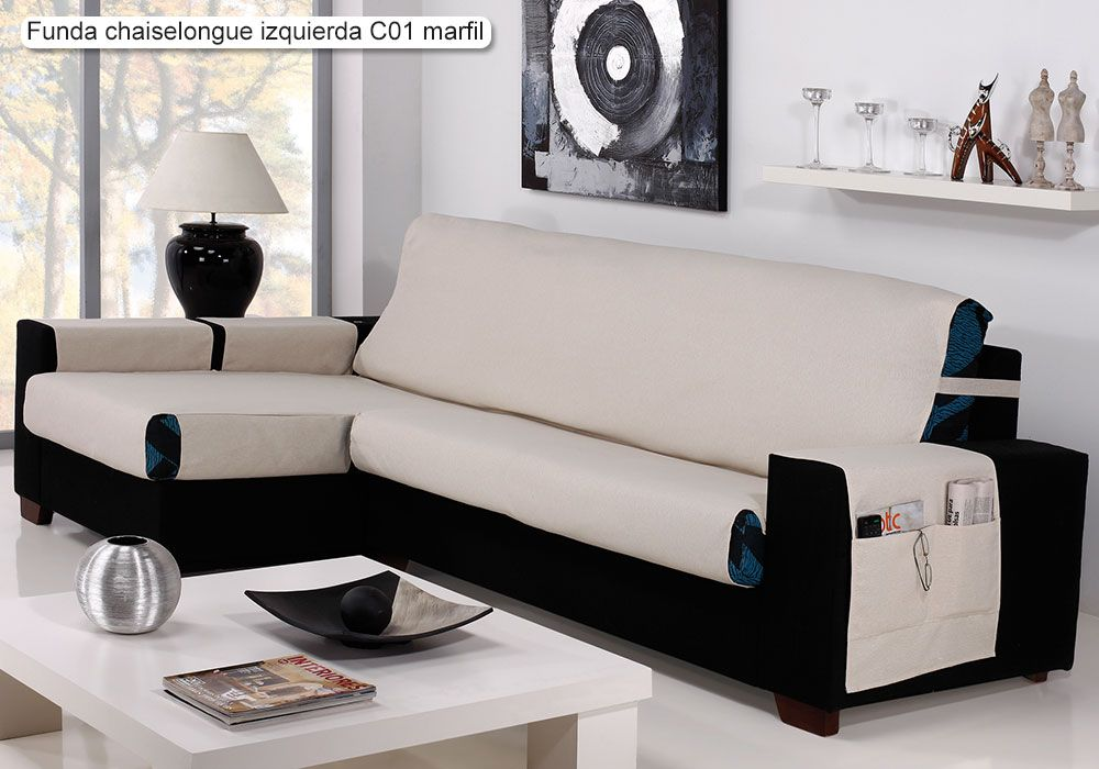 Funda Cubre Sofa Chaiselongue Ref Blmt 6116 Couch Covers Slipcovers Couch Covers Sofa