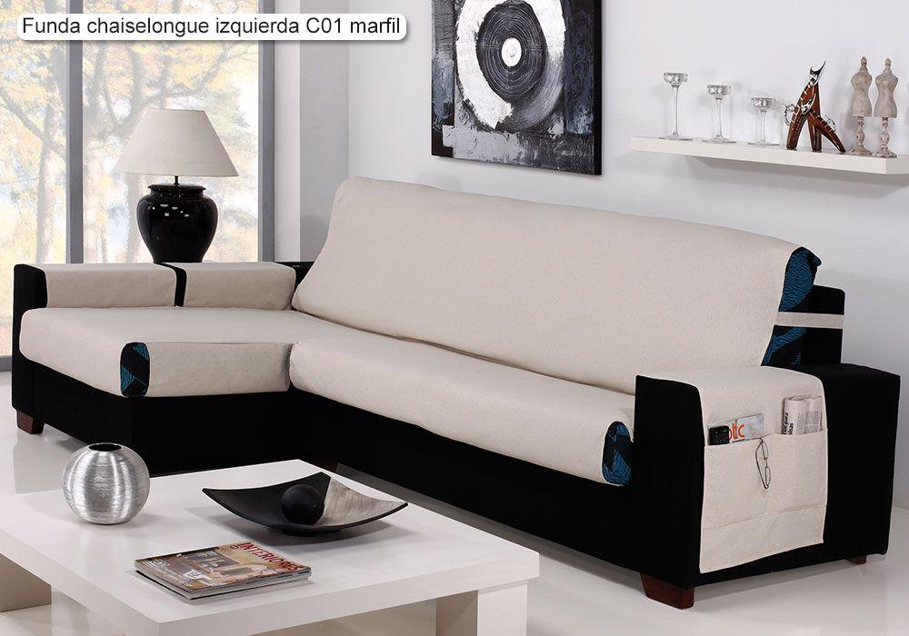 4a239805f9b Funda Cubre Sofa Chaiselongue Ref-BLMT-6116 | cubre salas | Cubre ...