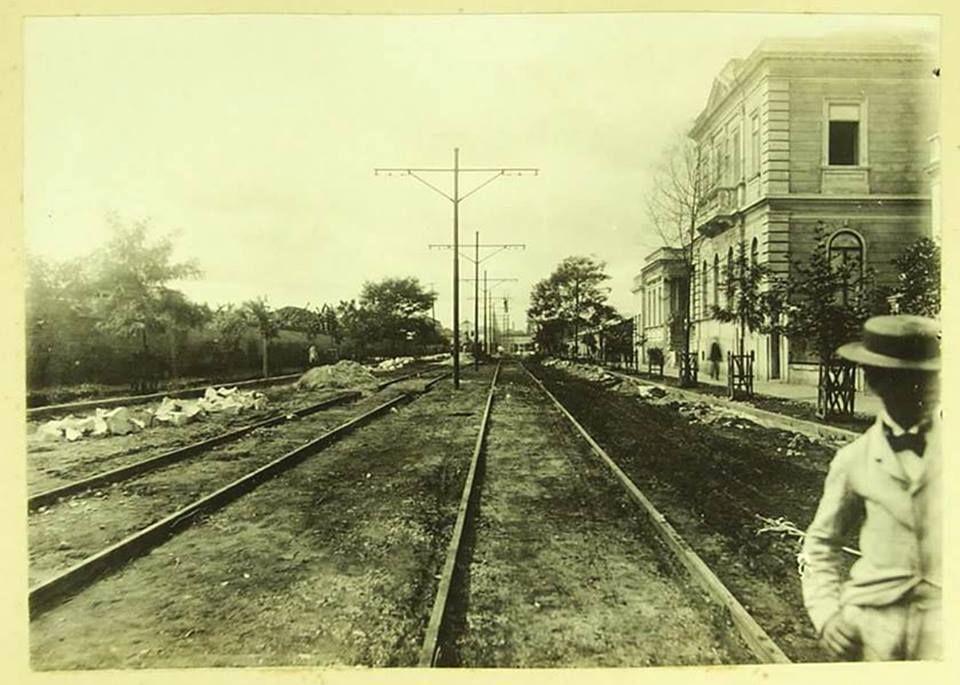 1900 - Alameda Barão de Limeira.