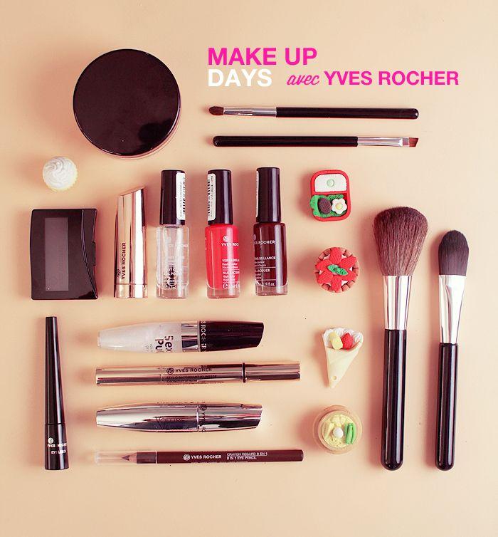 Make Up Yves Rocher Yves Rocher Makeup Beauty Makeup