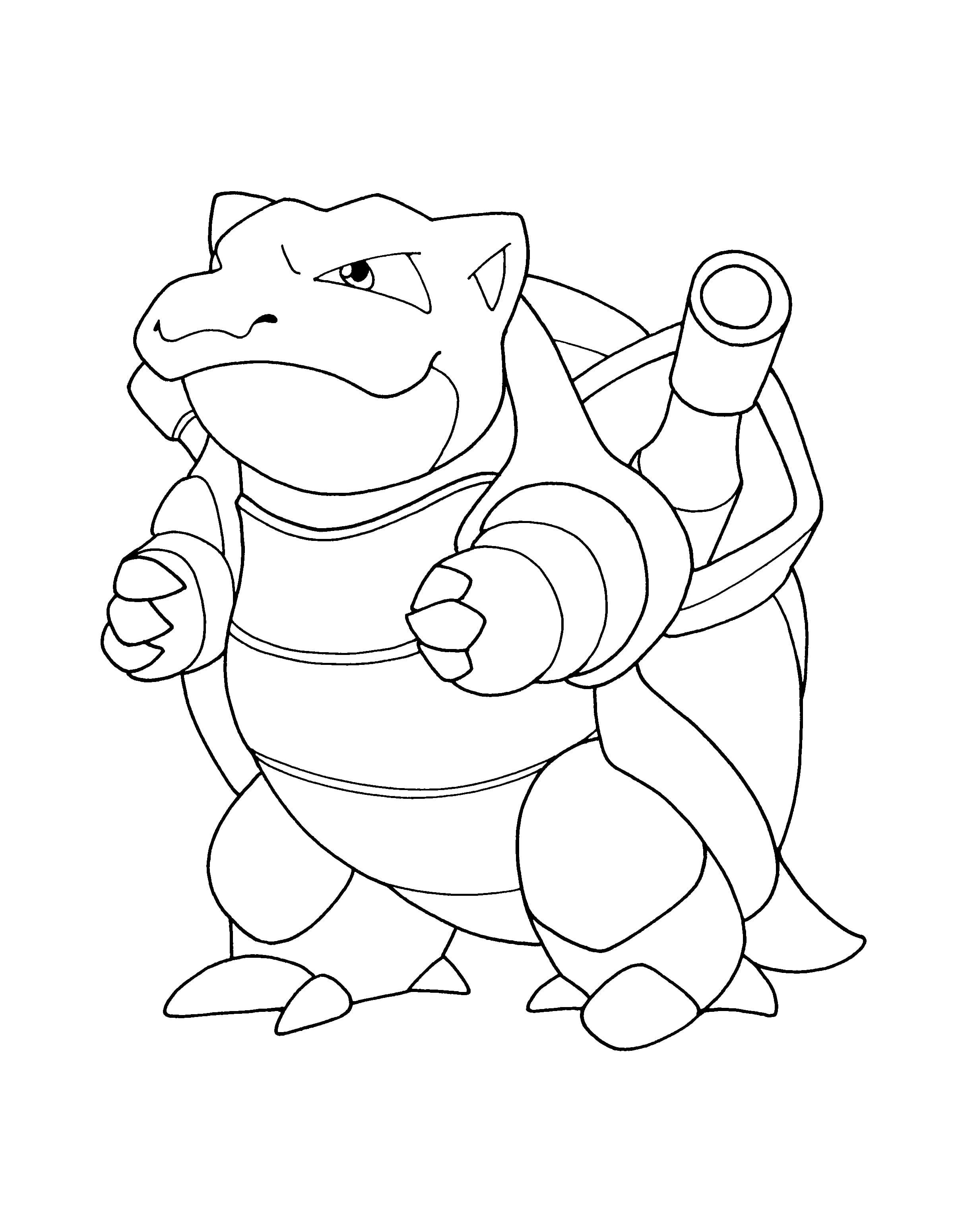 Pokemon Blastoise Coloring Pages Pokemon Coloring Pages Pokemon Coloring Pokemon Coloring Sheets