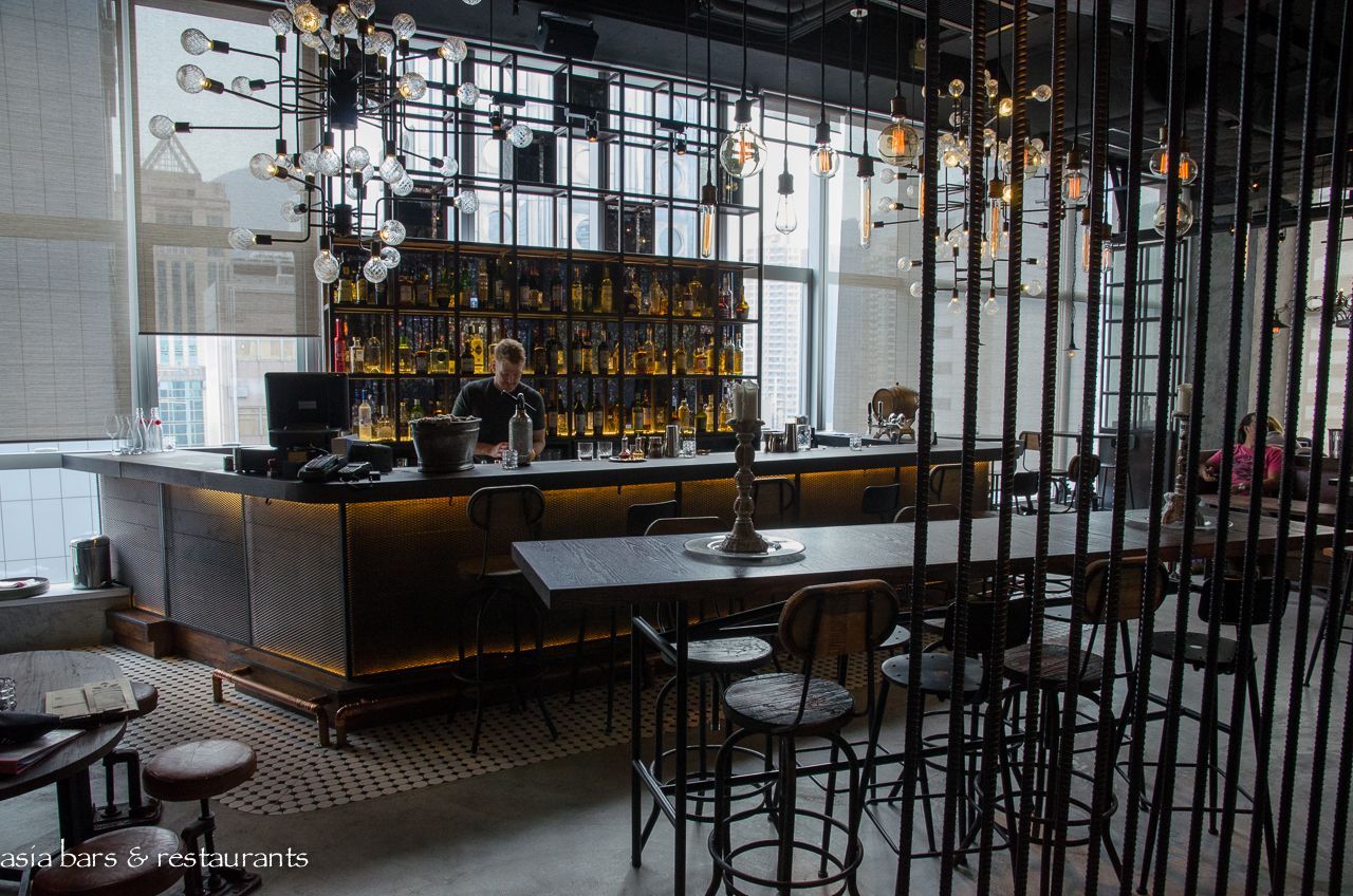 Pirata Italian Restaurant Cocktail Bar Hong Kong Cocktail Bar Italian Restaurant Restaurant Bar
