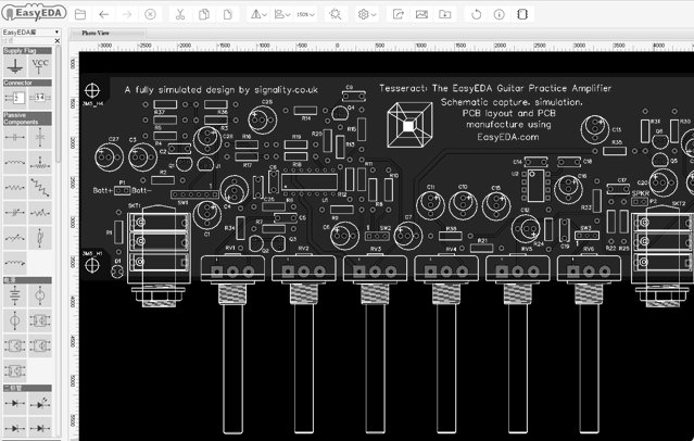 PCB layout design tool | Software | Pinterest | Layout design ...