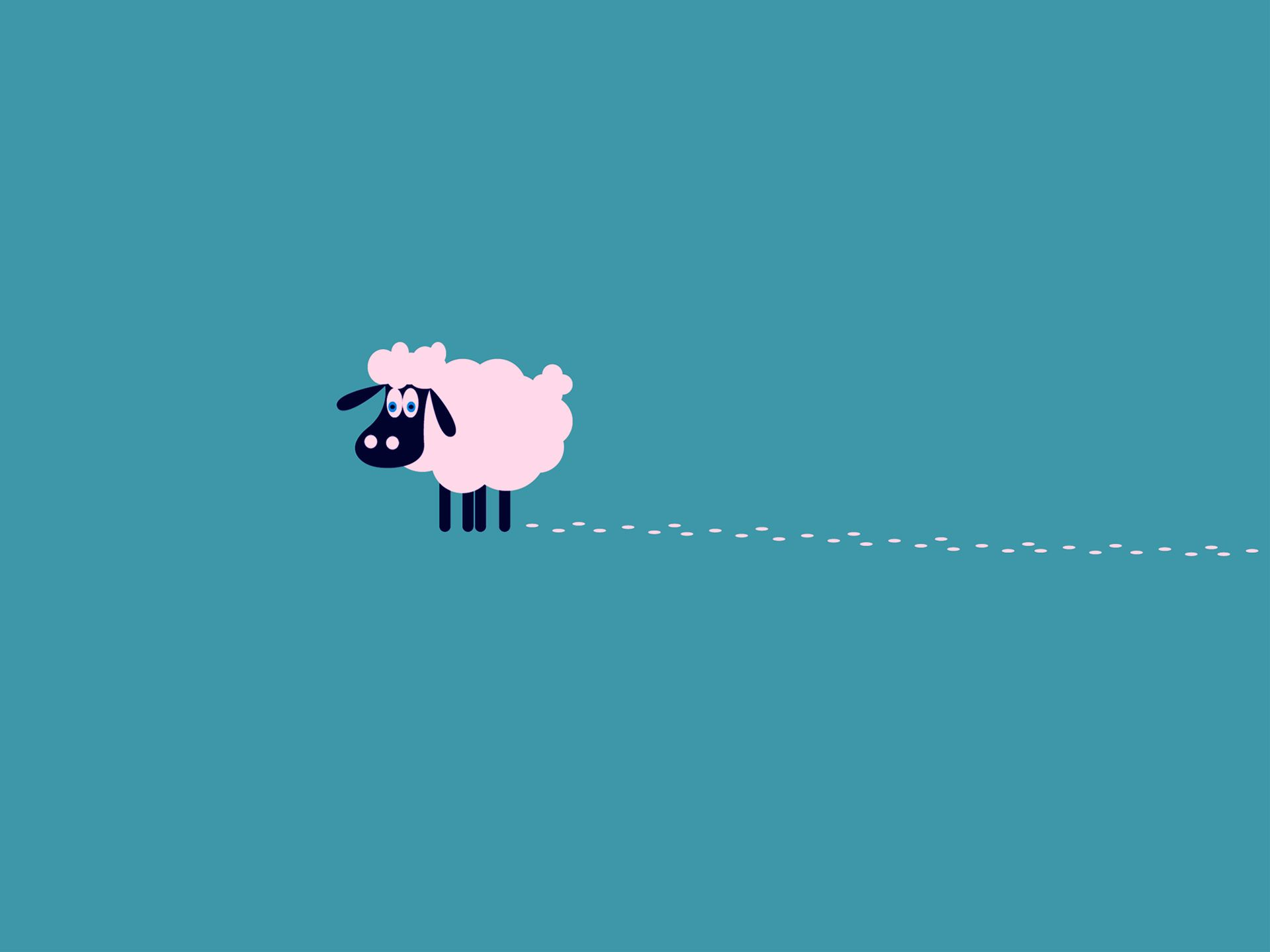 Apple Wallpapers Cool Mac Wallpaper The Sheep Without A Shepherd On Background