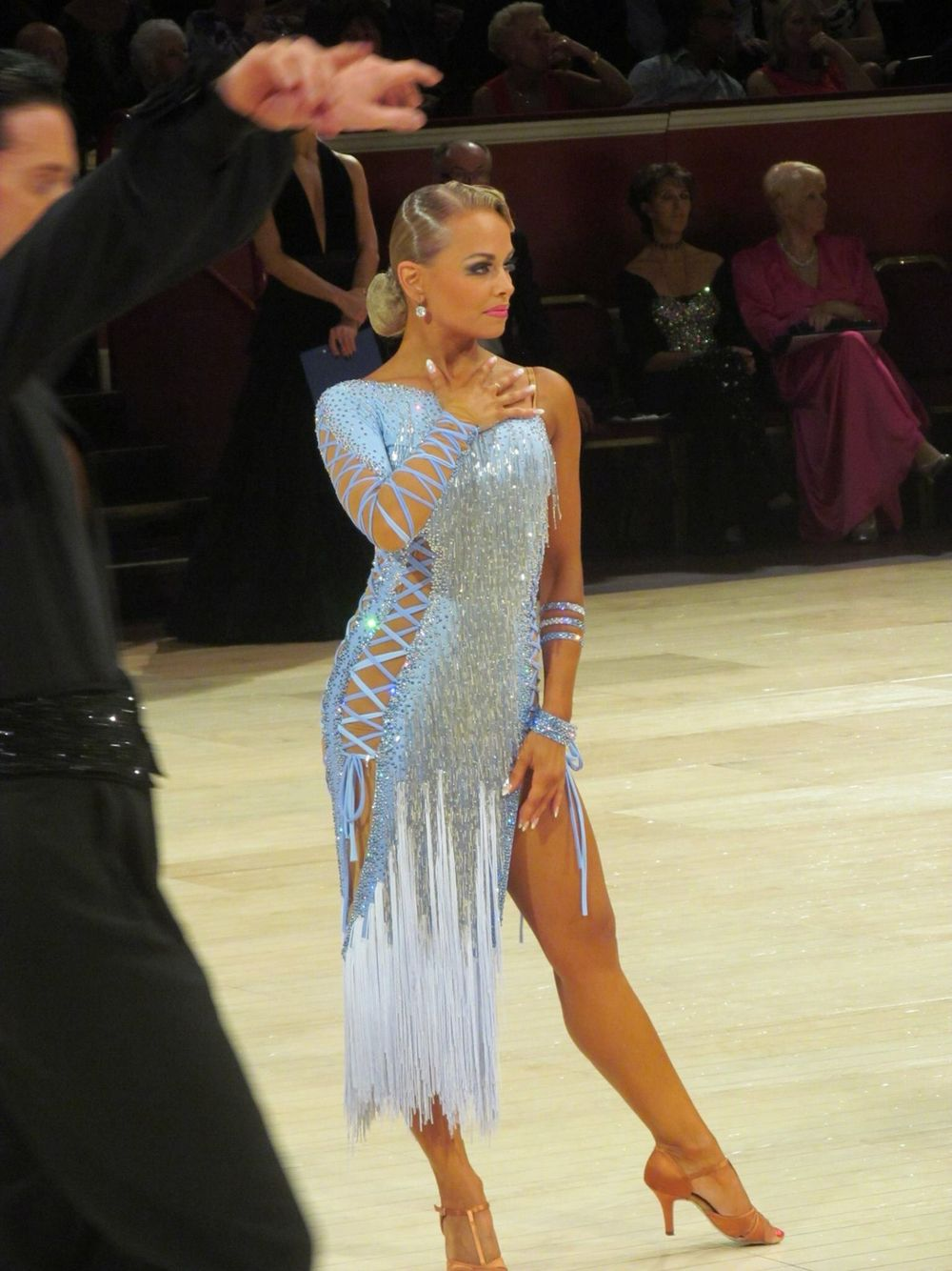 latin dress