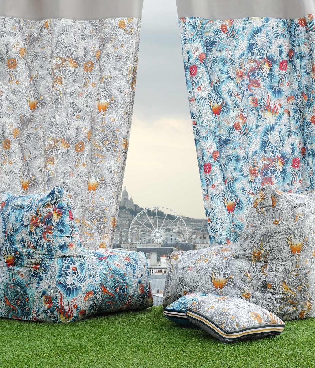 Tissu Jean Paul Gaultier tissu rock - jean paul gaultier | jean paul gaultier, fabric