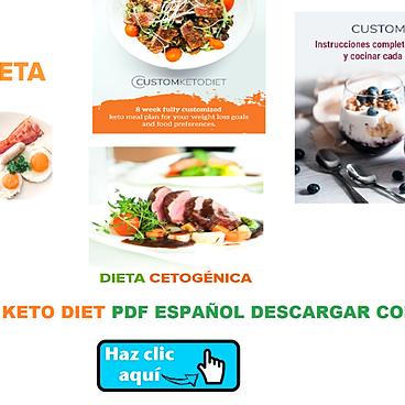 dieta keto pdf gratis