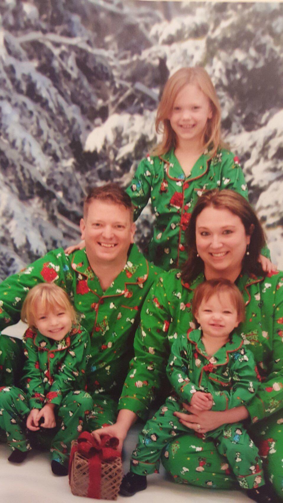 46a61c1a5f Charlie Brown Christmas Matching Family Pajamas | Holiday Matching ...